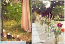 Svatba v bohémském stylu