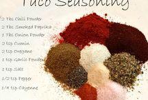 Paleo spice mixes