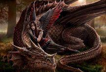 Avalonia Fairies and Magic / Fairies and magic seen in The Avalonia Chronicles by Farah Oomerbhoy.