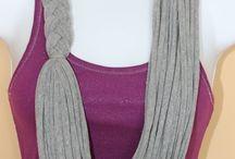 Braided scarf tutorials