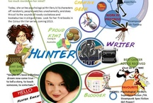 Hunter Emkay, Writer / This is my personal board to display all the graphics I have personally created over the years, often to accompany blog posts found at hunterswritings.com.