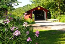 Covered Bridges / by Gloria McDermott