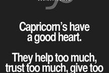 Capricorns rule