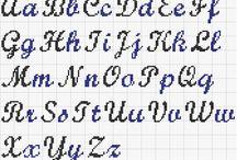 Alfabeto puntocroce