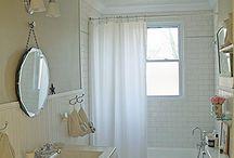 Bathroom ideas / by Captain Freeman Inn