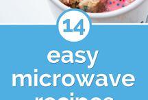 micro recipes