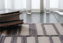Dhurries Rugs / Indoor contemporary rugs - handcrafted and high quality materials