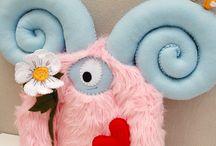 Plushy Inspiration / by Fluffy Buttons