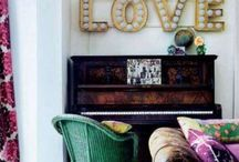 Eclectic and Quirky Decor