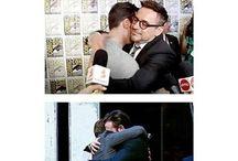 Robert and Chris