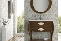 Clasic / La esencia de este mueble de baño se encuentra en sus líneas clásicas, dándole un toque exclusivo. Siendo un baño apto para los más sofisticados.