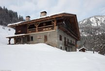 Inspiration: Mountain Living / A collection of ski chalets and lodges designed by Lionel Jadot