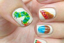 Popular Culture Nail Art