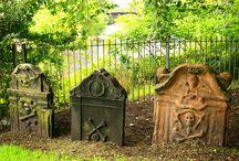 Gravestones / by Sugar White