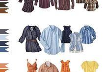 одежда для семейной фотосессии