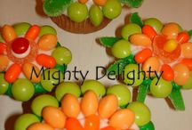 Cup cakes and muffin,fudge  / by Neelofar Babar