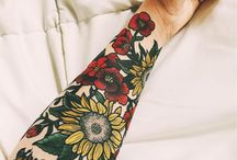 Beğendiğim dövmeler