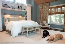 Home - Master Bedroom / by Serena Storer-Todd