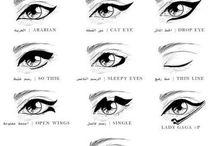 cat eyeliner is my favorite