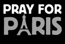 Pray per Paris - nov 13rd, 2015
