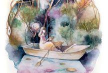 INSPIRATION: Watercolors