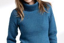 Пуловеры, свитера