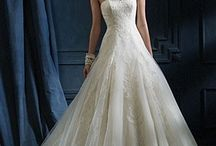 Wedding Dresses  / by Black Iris Floral Events