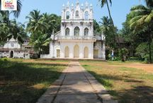 Lady of Rosary Church / Tourists visiting Malvan know very little about a glorious church in this town, which is considered to be among the most beautiful ones in Sindhudurg District. It is popularly known as lady of Rosary Church among locals.