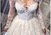 Lindos vestidos de noiva