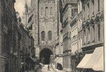 Les églises de nos villages / Découvrez des cartes postales anciennes d'églises en France #Geneanet / #Archives