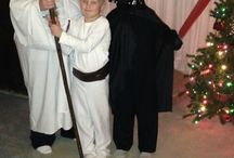 Star Wars:  The Force Awakens / We thank all the families who came out and enjoyed Star Wars: The Force Awakens at Peter Gzowski (Sutton) Library. Darth Vadars, Princess Leias, Obi Wan Kenobi, Luke Skywalker and other memorable characters descended on the library Thursday night.