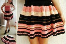 Crochet - Skirts