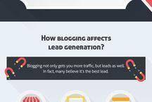 Blogging Infographics