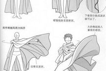cloth character