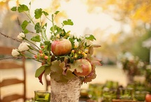 Fall Wedding Ideas / by Elli