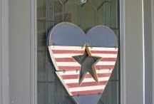 Summer Craft/ Holiday Ideas / by Becky Engle