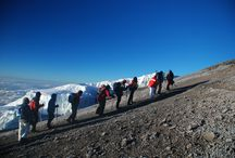 Kilimanjaro summit / Photos of Kilimanjaro's Uhuru Peak, the highest point in Africa, taken over the past 14 years during the writing and research of the bestselling guidebook.
