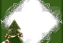 zawieszki bożonarodzeniowe