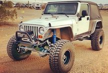 jeep's and 4x4's