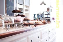 Cafe, bar, restaurant, shop
