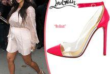 Kim Kardhasian Shoes