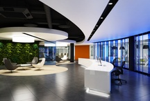 Office Reception Spaces