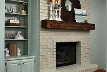 ROOMS: Fireplace redo ideas