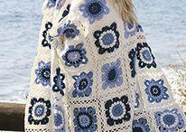 Peittoja Crochet blankets