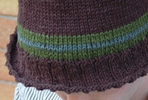 Knit Together Ideas / Knit inspiration for free patterns to make dishcloths, headbands, sweaters, baby items, hats and scarfs.