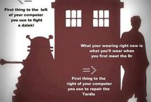 Doctor Who ;A; / All kind of Doctor Who related :D
