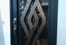 puertas de herraje