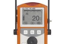 Gaslecksuche / Geräte für die Gaslecksuche