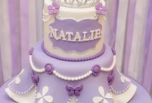 Sofia cake / by Fion Say