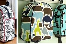 baťůžky / small bagpack